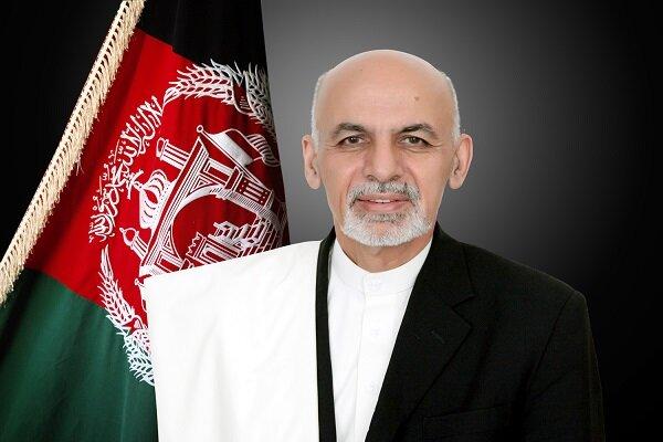 افغان صدر اشرف غنی کی مستعفی ہونے کی خبروں کی تردید