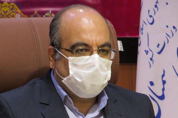 ممنوعیت ورود خودروهای غیربومی به شهرهای قرمز و نارنجی استان سمنان