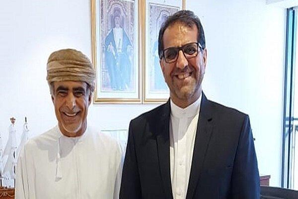 Iran, Oman hold talks on energy coop.