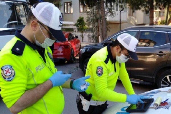 Denizli'de karantinayı delen 249 kişiye para cezası