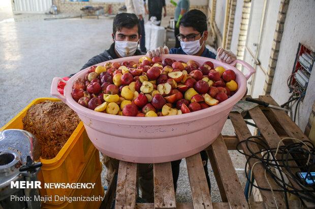 نذر سیب