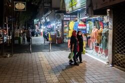وضعیت کرونایی تهران نارنجی شد/تداوم اقدامات با یک شهر قرمز