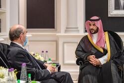 دیدار نماینده آمریکا در امور ایران با معاون وزیر دفاع عربستان