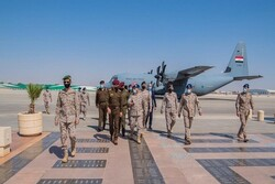 رئيس الأركان العراقي في الرياض يلتقي مسؤولين سعوديين