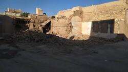 اعتراض هنرمندان سینما به تخریب بنای ۷۰۰ساله در بافت تاریخی اردکان