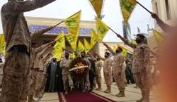 إحياء ذكرى يوم الشهيد في لبنان عند مرقد سيد شهداء المقاومة الإسلامية