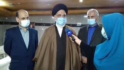 سفر رئیس دیوان عالی کشور به گلستان
