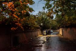 پیش بینی بارش شدید باران در فارس/ روند کاهشی دما ادامه دارد