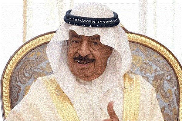 دفتر پادشاهی بحرین مرگ نخست وزیر این کشور را تائید کرد