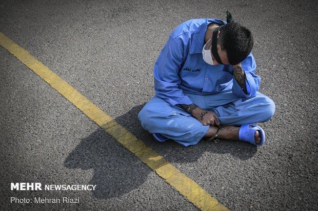 ششمین طرح اقتدار پلیس امنیت عمومی