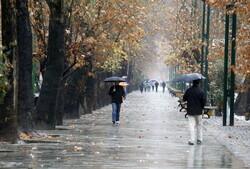بارش باران و برف خراسان رضوی را فرا میگیرد