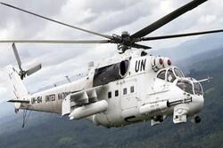 مصر میں اقوام متحدہ کا اہیلی کاپٹر گر کر تباہ / 8 اہلکار ہلاک