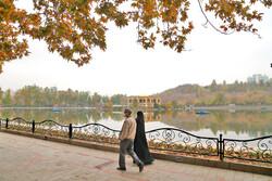 Tebriz'deki El-Gölü Parkı'na minik bir yolculuk