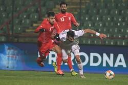 دیدار تیم ملی فوتبال ایران و بوسنی