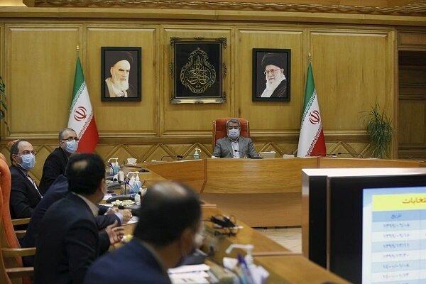 انعقاد اول اجتماع للجنة تنسيق الإنتخابات الرئاسية القادمة في ايران