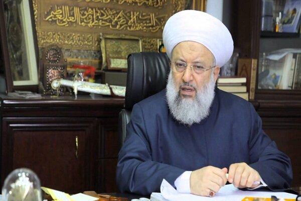 الشيخ حمود: الذين منعوا الفلسطينيين من الصلاة انتقم الله منهم