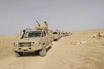 ارتش عراق مواضع داعش را در هم کوبید
