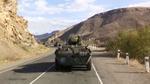 Rus askerleri Karabağ'da 104 patlayıcı maddeyi imha etti