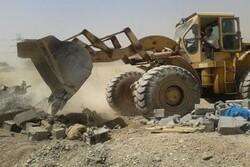 رفع تصرف ۳۹ هکتار از زمین های ملی و دولتی در ایلام