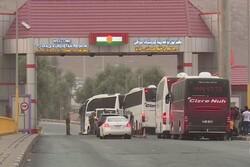 اقلیم همچنان از دادن درآمد گذرگاههای مرزی به بغداد خودداری می کند
