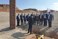 بزرگترین سلول دفن بهداشتی پسماند هرمزگان در حاجیآباد افتتاح شد