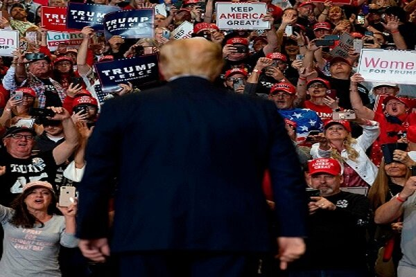 VIDEO: Trump's rightist supporters flooding to Washington