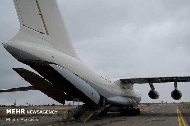 Rus barış güçlerini taşıyan 20 uçak daha Ermenistan'a indi