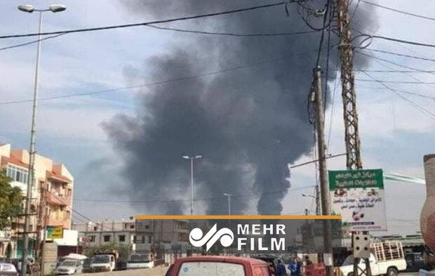 VIDEO: Oil pipeline exploded in north Lebanon