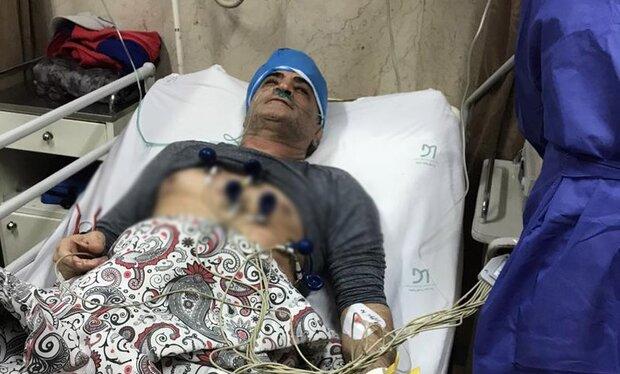 Mohammad Bana hospitalized with COVID-19