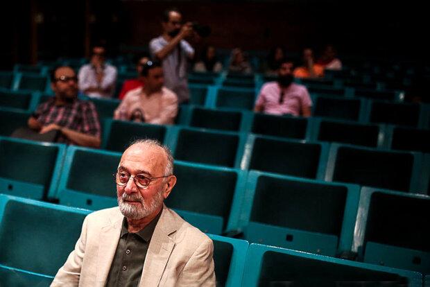 تسلیت انجمن تئاتر انقلاب و دفاع مقدس برای درگذشت پرویز پورحسینی