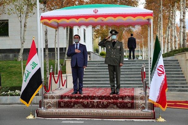Iran ready to aid Iraq boost its defense capabilities: Hatami