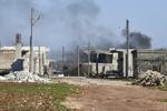حملات مکرر تروریستهای تحریر الشام به منطقه کاهش تنش ادلب در سوریه