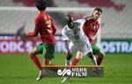 خلاصه بازی پرتغال ۰ - فرانسه ۱