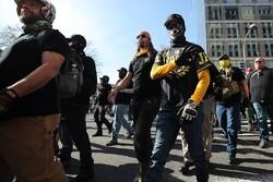 آمریکا در آستانه تظاهرات سفیدبرتر پنداران/ آماده باش پلیس در چند شهر