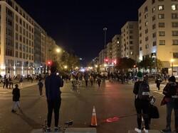 صدر ٹرمپ کے حامیوں کا واشنگٹن ڈی سی میں مارچ