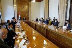 دولت بغداد برای برگزاری انتخابات پارلمانی در موعد مقرر تلاش میکند