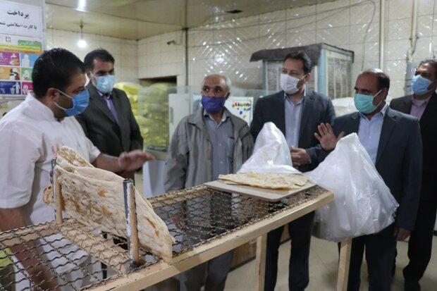 افزایش قیمت آرد آزاد دلیل کمبود نان در شهر مرزی تربتجام