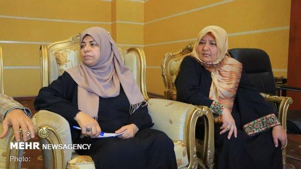 السفير الإيراني في صنعاء يلتقي رئيس مجلس الشورى اليمني