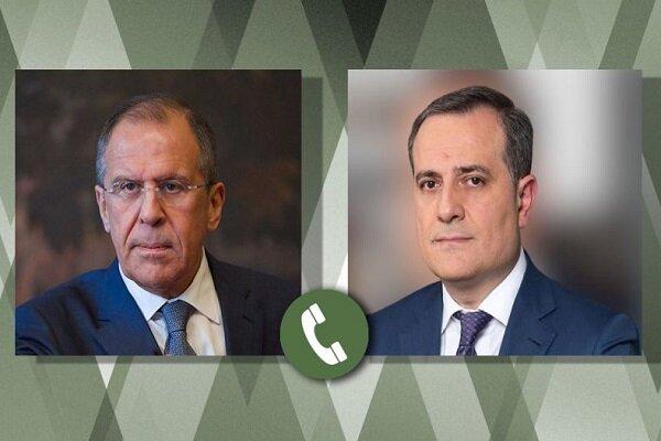 Bayramov ve Lavrov, Dağlık Karabağ'ı görüştü