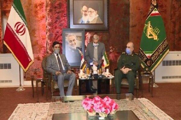 القائد العام للحرس الثوري: سننتقم وسنثأر لدماء الشهيد الحاج قاسم سليماني