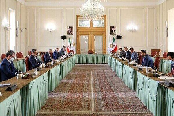Iran, Afghanistan hold 5th round of strategic coop. talks