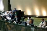 جلسه علنی مجلس پس از ۲۰ دقیقه تنفس مجدداً آغاز شد