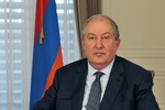 الرئيس الارميني يدعو الى استقالة رئيس الوزراء من منصبه