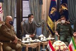 قائد البحرية في الحرس الثوري: نحن مستعدون للتعاون عسكري مع البحرية العراقية