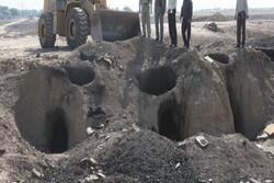 محکومیت متخلفان تولید غیرمجاز ذغال در غرب تهران