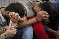 بازداشت ۶۰ سارق در طرح ضربتی پلیس آگاهی مازندران