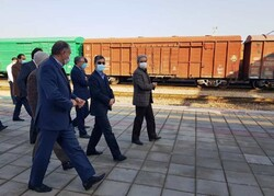 راه آهن خواف - هرات در روزهای آینده به بهرهبرداری میرسد