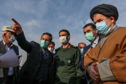 سفر فرمانده قرارگاه سازندگی خاتم الانبیا به تبریز