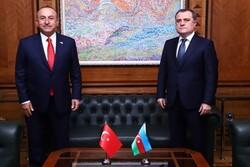 Çavuşoğlu, Azerbaycanlı mevkidaşıyla görüştü
