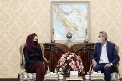 ايران وبلغاريا تؤكدان على ضرورة تعزيز التعاون الثنائي بين البلدين